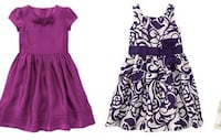 New Girl's Gymboree early spring collection dresses size 10 Mississauga, L5K 1H5