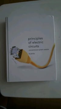 Principles of Electric Circuits: Conventional Curr Toronto, M3L 2M7