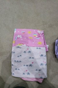 Baby cotton recieving blankets Milton, L9T 0G2