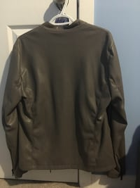 Zara leather jacket men's Calgary, T3G 5P7