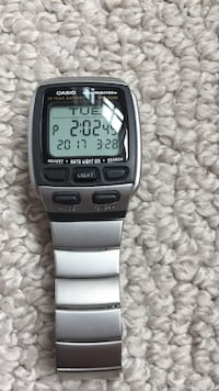 Casio Digital Watch Like New
