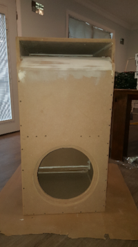 Ultimax 15 Subwoofer Enclosure Newark