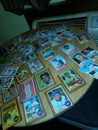 1965,1967, and 1968 cards great condition Union, 29379