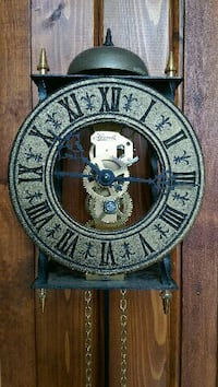 Wall clock by Frank Hermle Vernon, V1H 2C6