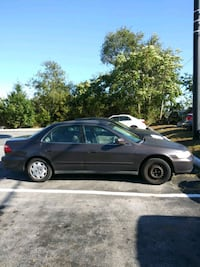 1999 Honda Accord New Castle