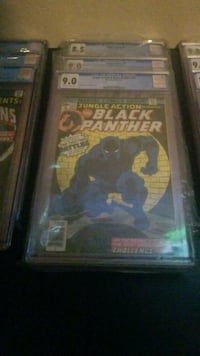 Black panther comic Tracy, 95304