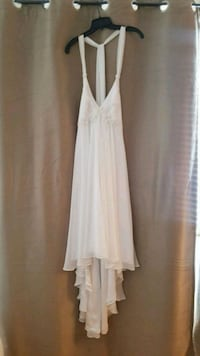 Ivory wedding gown never worn  Kitchener, N2E 2S5