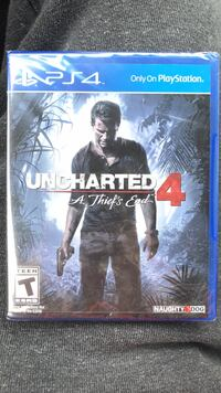 Unopened Uncharted 4 ps4 game Wexford, 15090