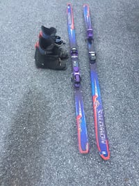 Skis and boots used Condition! Charles Town, 25414