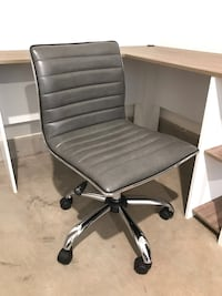 Gray Office Chair Las Vegas, 89135
