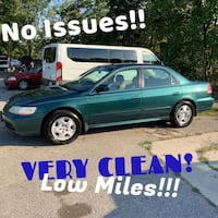 2002 Honda Accord Columbia