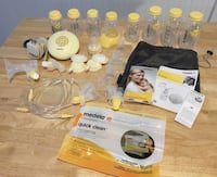 Medela Swing Breast pump bundle Hamilton, L8L 8H8