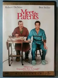 Meet the Parents dvd Glen Burnie