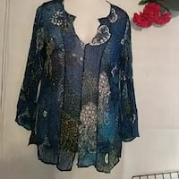 New with out tags Tunic size 2 from chico Albuquerque, 87111