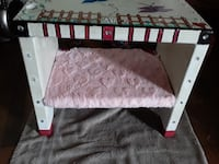 hand painted Bench   null