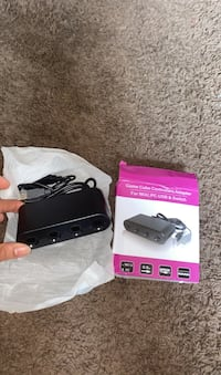 Unused Game cube controller Adapter