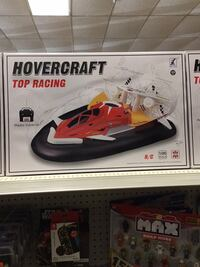 Hovercraft toy Toccoa, 30577