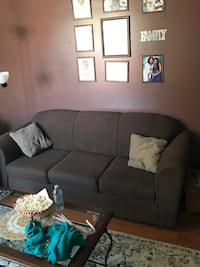 Couch and love seat  Hamilton, L8W 3A1