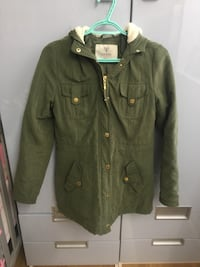 brown button-up jacket 549 km