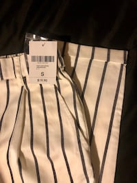 Striped ankle pants Gaithersburg, 20879