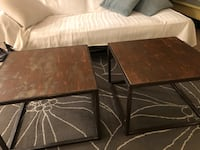 Coffee/end tables  Baltimore, 21217