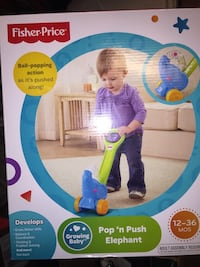 Fisher price push toy  Houma, 70360