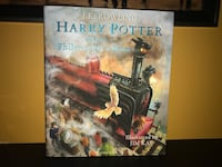 Harry Potter and the Philosopher's Stone Book Illustrated Version Mississauga, L4Z 2S4