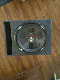 15 inch sub with box