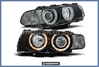 FAROS ANGEL EYES BMW SERIE 7 E38 NEGRO MADRID