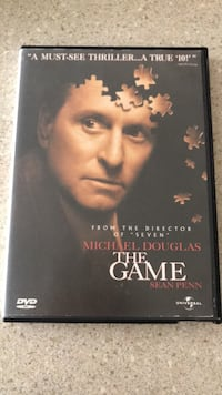 The Game DVD.