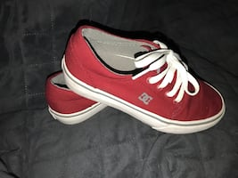 DC Trase skate shoes