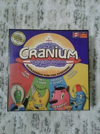 Cranium game Kitchener, N2K 4J7