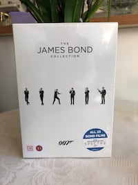 James Bond Collection DVD