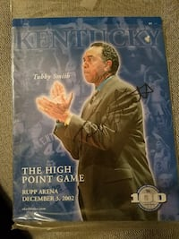 The Night Point Game Kentucky poster Nicholasville, 40356