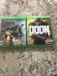 Xbox 1 games  Hoffman Estates, 60169