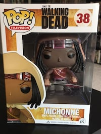 Walking Dead POP Figures! Reston, 20190