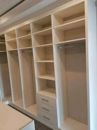 All Kind of custom Closet for your house Surrey, V3T 4K2
