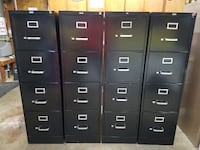 File Cabinet - 4 Drawer, Letter Size, (4 Available) Martinez