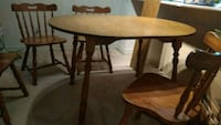 Dining set with 4 chairs Toronto, M5V 3T1