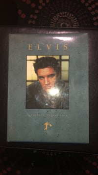 Elvis hard cover book  Edmonton, T5H 3E1