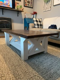 Handmade/solid wood chunky farmhouse coffee table  Hagerstown, 21740