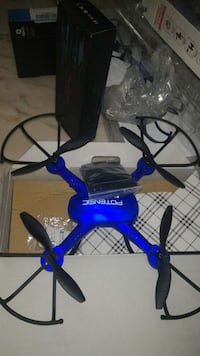 Drone Headless FPV con videocamera e display remot Rome, 00168