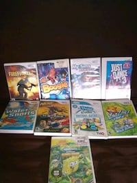 WII games..$3 each Hampden, 04444