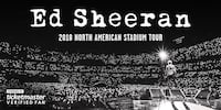 Tickets Ed Sheeran in Toronto