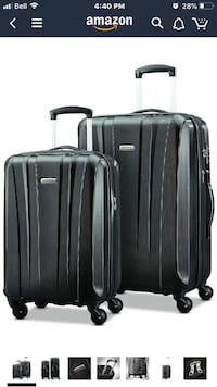 "Pulse Dlx Lightweight 2 Piece Hardside Set (20""/28""), Exclusive to Amazon Toronto, M3K 1H5"