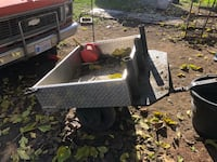 Small trailer for like a quad or lawn tractor  Hanford, 93230