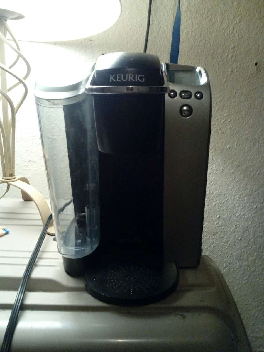 Coffee Maker That Works With Iphone : letgo - keurig k70 11 cup coffee maker in Punta Gorda, FL