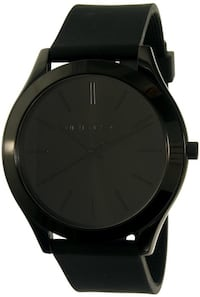 Women's Black Michael Kors Watch San Diego, 92014