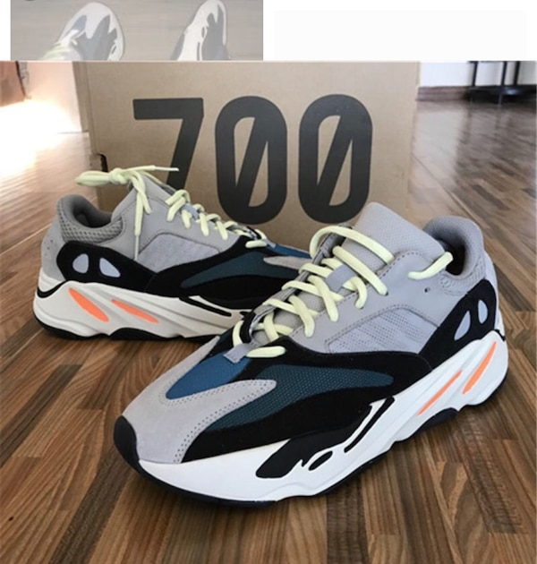 b043e1a072f Used Adidas Yeezy Wave Runner 700 for sale in New York - letgo