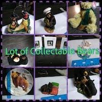 Lot of Collectable Bears  Eugene, 97402